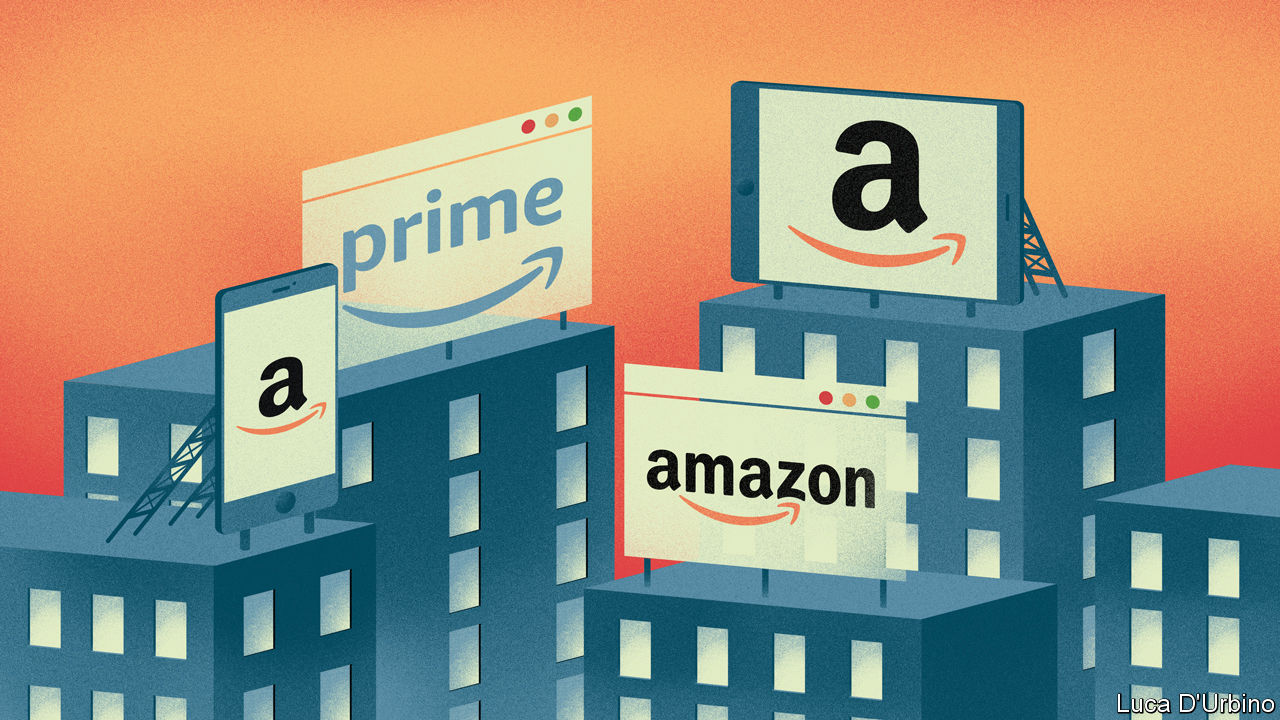 How Amazon is Expanding its Ad Department